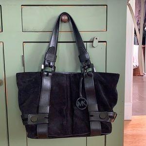 MK Suede Bag